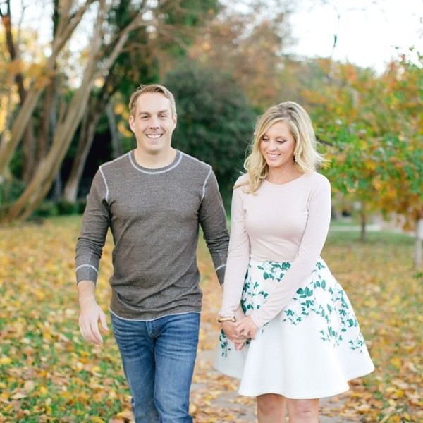 Engaged: W+R {Fort Worth Engagement Photographer}